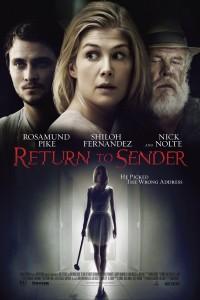 "Affiche du film ""Return to Sender"""
