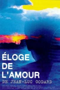 """Affiche du film """"Eloge de l'amour"""""""