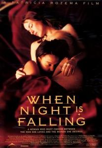 """Affiche du film """"Quand tombe la nuit"""""""