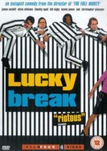 "Affiche du film ""Lucky Break"""