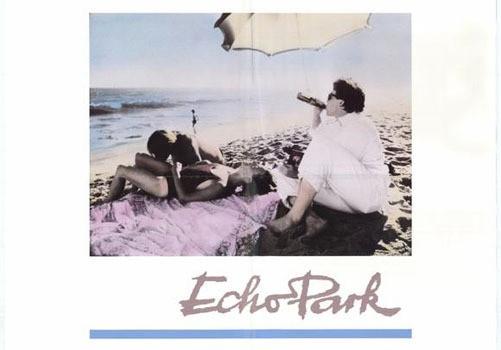 """Affiche du film """"Echo Park"""""""