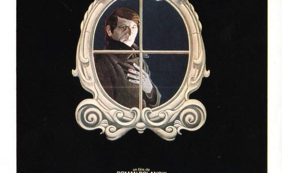 """Affiche du film """"Le locataire"""""""