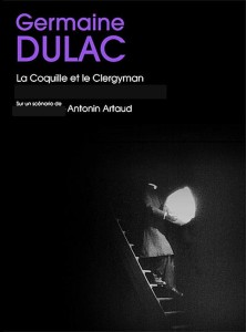 """Affiche du film """"La coquille et le clergyman"""""""