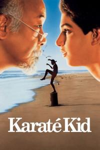 """Affiche du film """"Karaté Kid"""""""