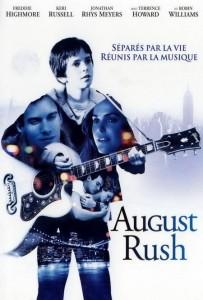 "Affiche du film ""August Rush"""