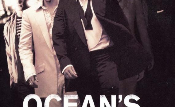 "Affiche du film ""Ocean's eleven"""