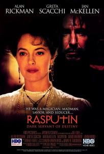 "Affiche du film ""Rasputin"""