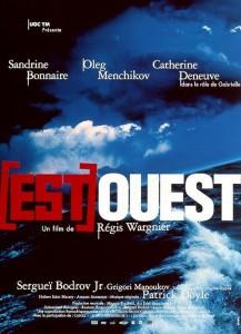 """Affiche du film """"Est Ouest"""""""