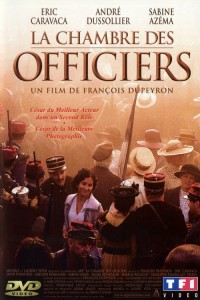 """Affiche du film """"La chambre des officiers"""""""
