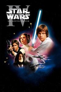 """Affiche du film """"Star Wars, épisode IV : Un nouvel espoir"""""""