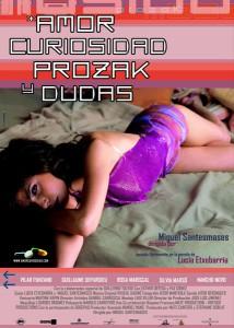 """Affiche du film """"Amor, curiosidad, prozak y dudas"""""""