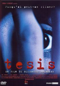 "Affiche du film ""Tesis"""