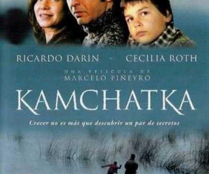 """Affiche du film """"Kamchatka"""""""