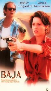 "Affiche du film ""Baja"""