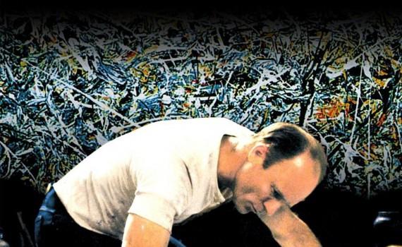 "Affiche du film ""Pollock"""