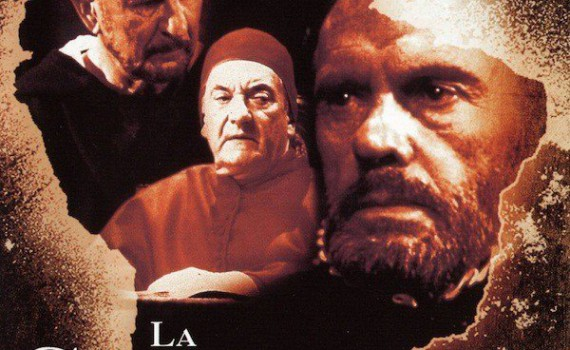 "Affiche du film ""La Controverse de Valladolid"""