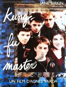 """Affiche du film """"Kung-Fu Master"""""""