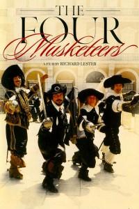 """Affiche du film """"On l'appelait Milady"""""""