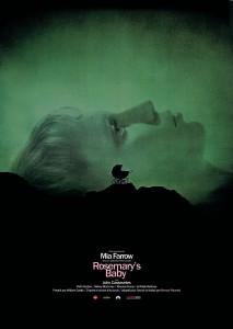 """Affiche du film """"Rosemary's Baby"""""""