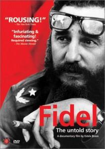 """Affiche du film """"Fidel: The Untold Story"""""""