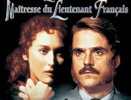 """Affiche du film """"La Maitresse du Lieutenant Français"""""""