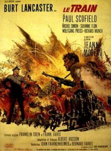 """Affiche du film """"Le Train"""""""