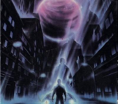 """Affiche du film """"Alien Warrior"""""""