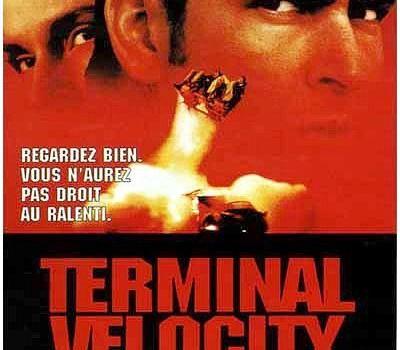"Affiche du film ""Terminal Velocity"""