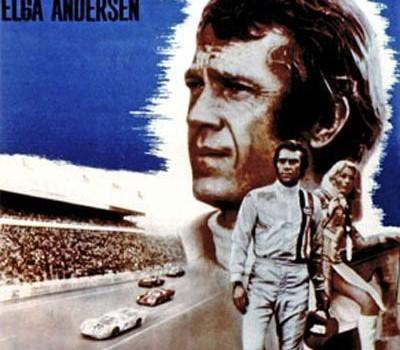 """Affiche du film """"Le Mans"""""""