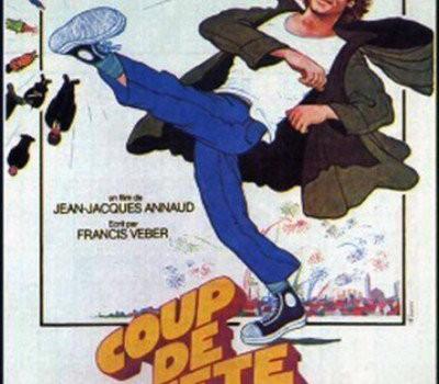 """Affiche du film """"Coup de tête"""""""