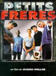 """Affiche du film """"Petits Frères"""""""