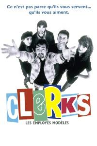 """Affiche du film """"Clerks, les employés modèles"""""""
