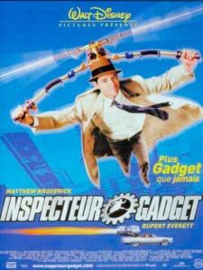 """Affiche du film """"Inspecteur Gadget"""""""