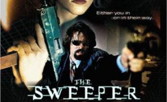 "Affiche du film ""Sweeper 'Le Nettoyeur'"""