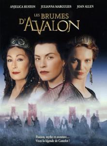 """Affiche du film """"Les brumes d'Avalon"""""""