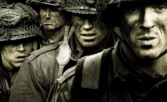 """Affiche du film """"Band of Brothers"""""""