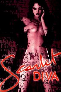 """Affiche du film """"Scarlet Diva"""""""