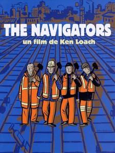 """Affiche du film """"The Navigators"""""""