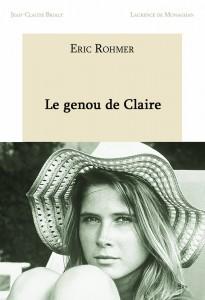 """Affiche du film """"Le genou de Claire"""""""