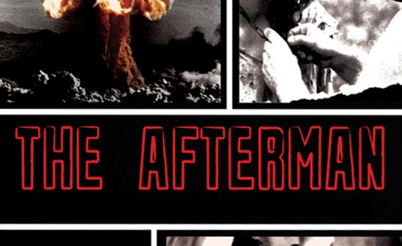 """Affiche du film """"The Afterman"""""""