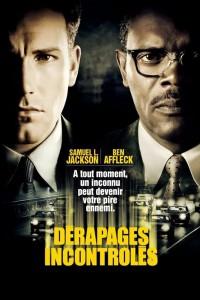 """Affiche du film """"Dérapages incontrôlés"""""""