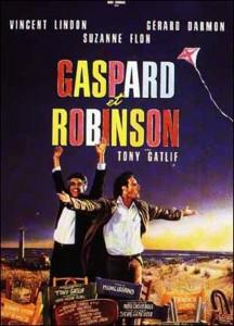 """Affiche du film """"Gaspard et Robinson"""""""