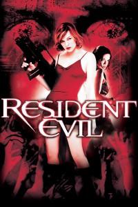 """Affiche du film """"Resident Evil I"""""""