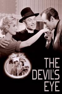 """Affiche du film """"L'Oeil du diable"""""""