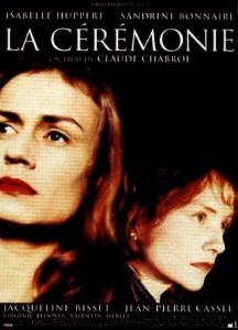 """Affiche du film """"La Cérémonie"""""""