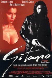 """Affiche du film """"Gitano"""""""