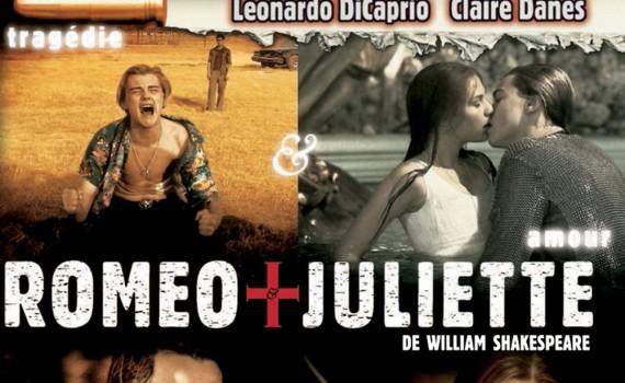 """Affiche du film """"Roméo + Juliette"""""""