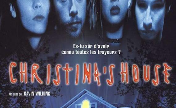 """Affiche du film """"Christina's House"""""""