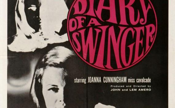 """Affiche du film """"Diary of a Swinger"""""""