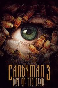 """Affiche du film """"Candyman 3 - Le jour des morts"""""""